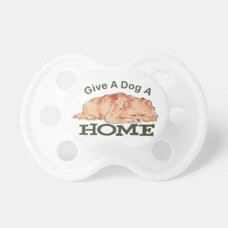 犬の家を与えて下さい おしゃぶり