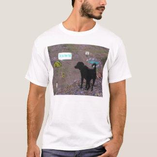 犬の屁 Tシャツ