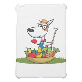 犬の庭師 iPad MINIカバー