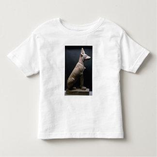犬の彫像、メソポタミア、紀元前のc.5000-1000 (ライム トドラーTシャツ