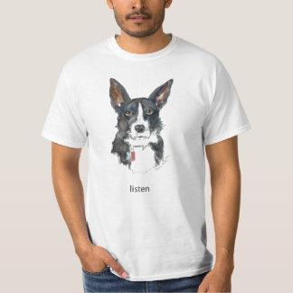 犬の思考 Tシャツ