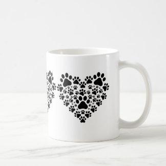 犬の恋人のコーヒーカップ コーヒーマグカップ