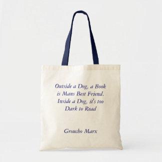 犬の恋人のブックバッグ トートバッグ