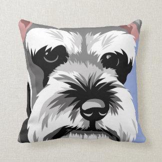 犬の恋人の枕 クッション