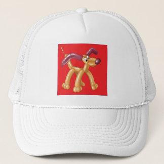 犬の気球 キャップ
