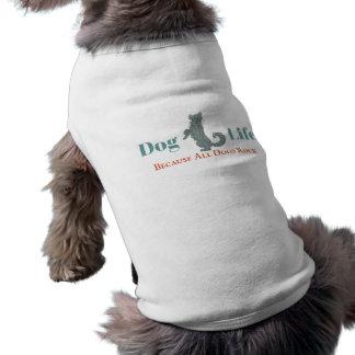 犬の生命犬のティー ペット服