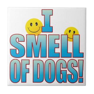 犬の生命Bの臭い タイル