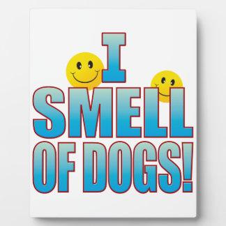 犬の生命Bの臭い フォトプラーク