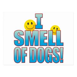 犬の生命Bの臭い ポストカード