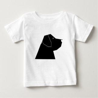 犬の絵 ベビーTシャツ