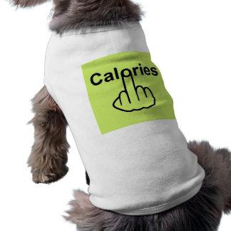 犬の衣類のカロリーフリップ ペット服