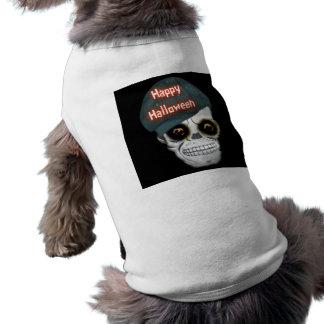 犬の衣類の骨組ヘッドハッピーハローウィン ペット服