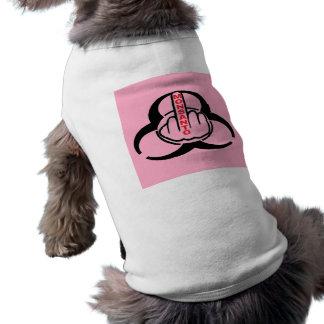 犬の衣類のMonsantoの生物危険フリップ ペット服