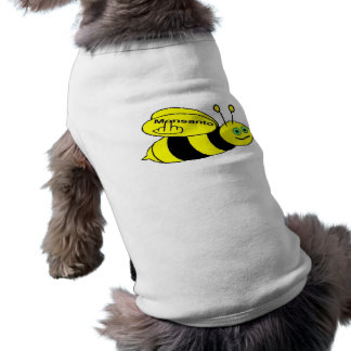 犬の衣類のMonsantoの蜂フリップ ペット服