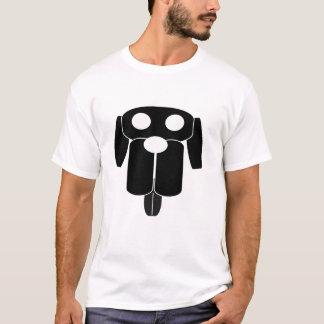 犬の表面 Tシャツ