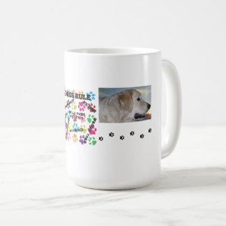 犬の規則 コーヒーマグカップ