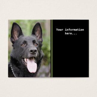 犬の訓練 名刺