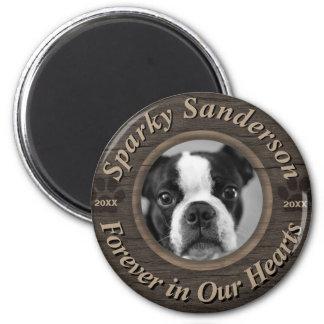 犬の記念物 マグネット