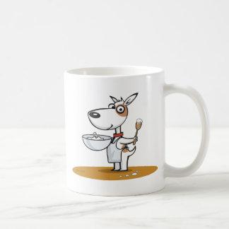犬の調理師 コーヒーマグカップ