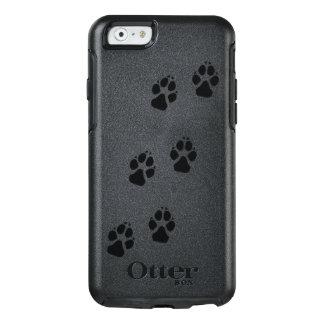 犬の足のプリント オッターボックスiPhone 6/6Sケース
