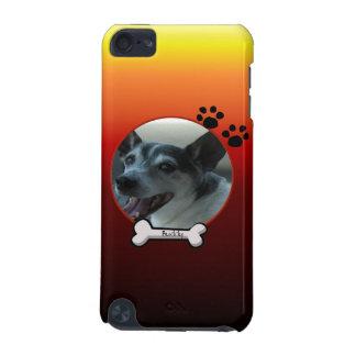 犬のiPodのカラフルでカスタマイズ可能な箱 iPod Touch 5G ケース