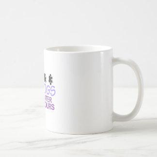 犬はよりかわいいです コーヒーマグカップ