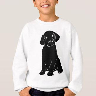 犬ガイドの子犬 スウェットシャツ