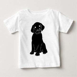 犬ガイドの子犬 ベビーTシャツ