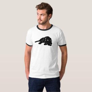 犬ガイドの子犬 Tシャツ