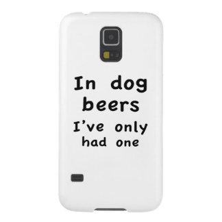 犬ビールで私に1つがありました GALAXY S5 ケース