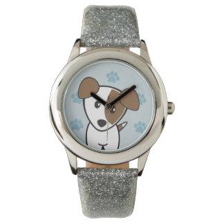 犬ロケットCartoons™ - Remi 腕時計
