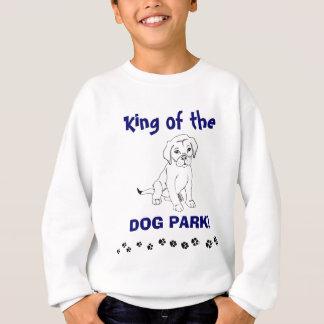 犬公園の王 スウェットシャツ