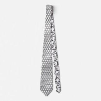 犬小屋のタイ2 オリジナルネクタイ