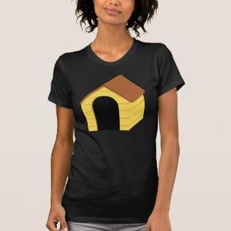 犬小屋レディースTシャツ Tシャツ
