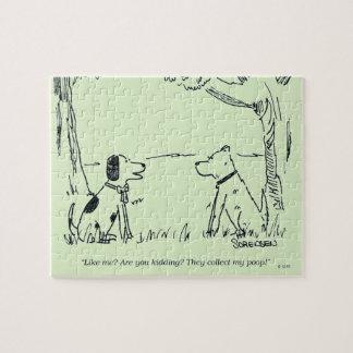 犬愛 ジグソーパズル