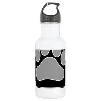 犬用の骨および足 ウォーターボトル