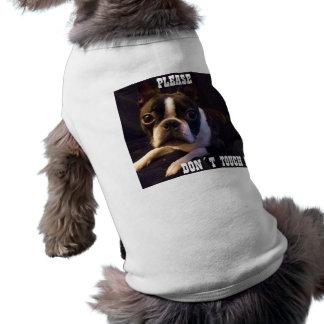 犬用袖なしタンクトップ