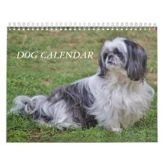 犬 カレンダー