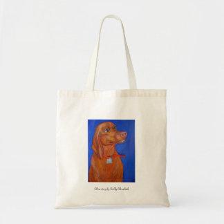 犬(スケッチ)のバッグ トートバッグ