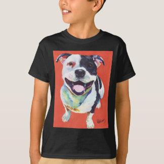 (犬)スタッフォードテリア Tシャツ