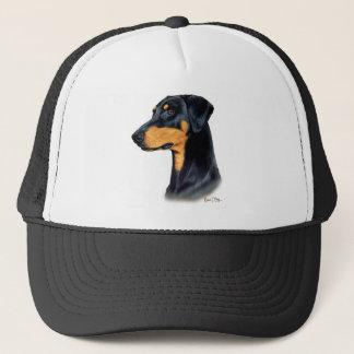 (犬)ドーベルマン・ピンシェル キャップ