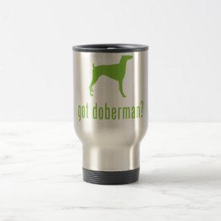 (犬)ドーベルマン・ピンシェル トラベルマグ