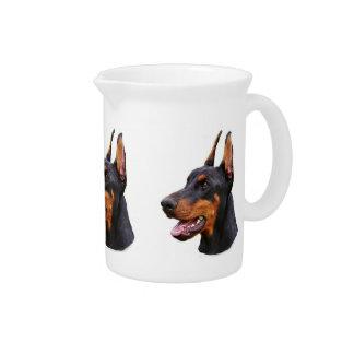 (犬)ドーベルマン・ピンシェル ピッチャー