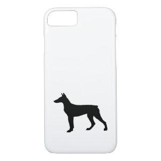 (犬)ドーベルマン・ピンシェル iPhone 8/7ケース