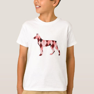 (犬)ドーベルマン・ピンシェル Tシャツ