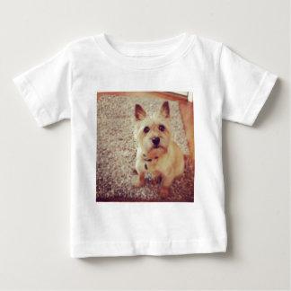 犬 ベビーTシャツ