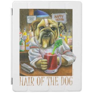 犬(残存物の助け)の毛 iPadスマートカバー