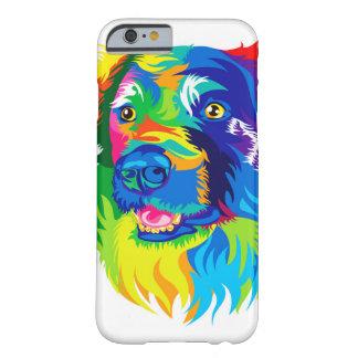 犬 BARELY THERE iPhone 6 ケース