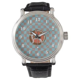 犬Kromfohrländer 腕時計