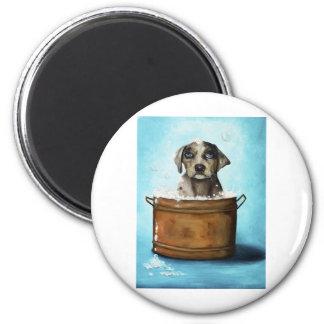 犬nの石鹸水 マグネット